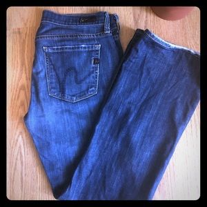 👖Citizens of Humanity Dita Petite Bootcut 28